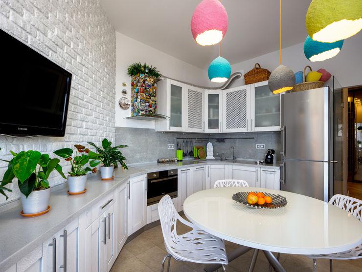 Дизайн-студия 'Вердиз' Industrial style kitchen