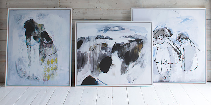 Ben Lowe canvas prints homify ArtworkPictures & paintings Multicolored