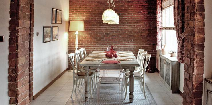 Didem & Serkan Ozbakan Bilgece Tasarım Modern Yemek Odası