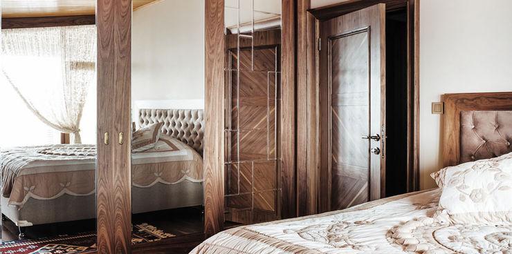 Gül & Emin Timur Bilgece Tasarım Modern Yatak Odası