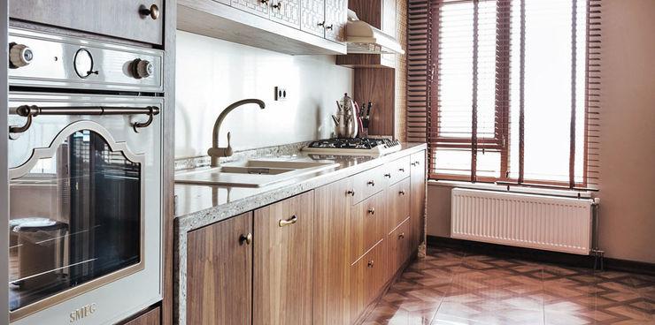 Gül & Emin Timur Bilgece Tasarım Modern Mutfak