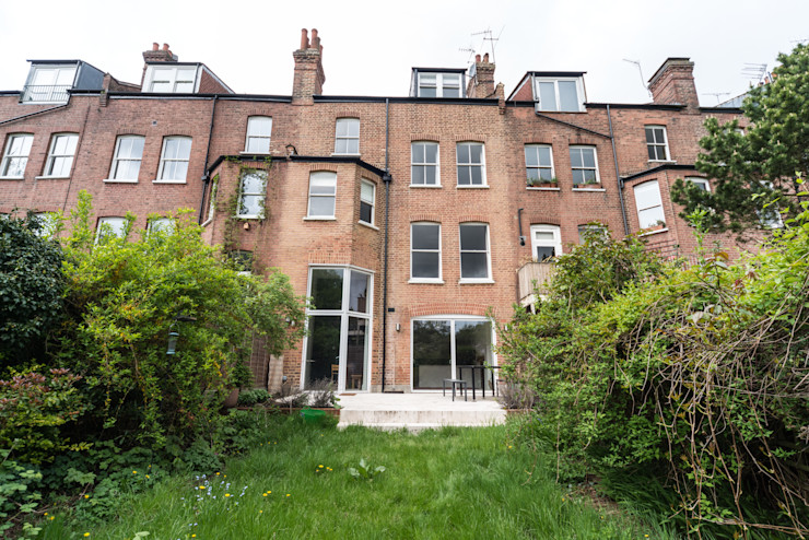Muswell Hill Goldsmith Architects Classic style houses