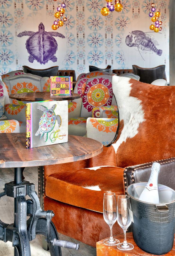 CHristian Bogner GmbH Living Art Colonial style bars & clubs