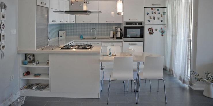 Sema & Harun Gökbayrak Bilgece Tasarım Modern Mutfak