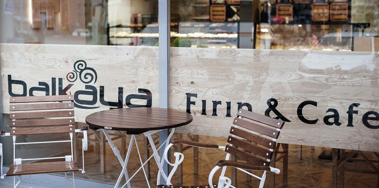 Balkaya Fırın & Cafe Bilgece Tasarım Yeme & İçme