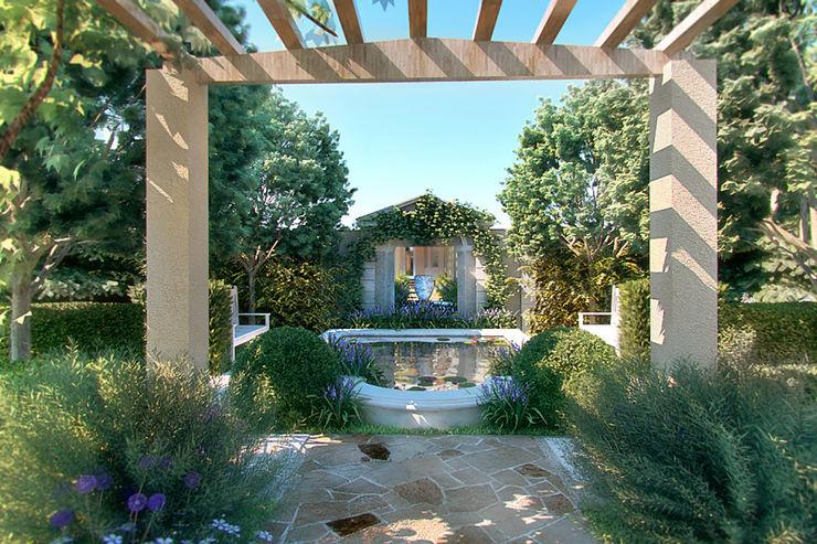 Руслан Михайлов rmgarden Jardines de estilo mediterráneo