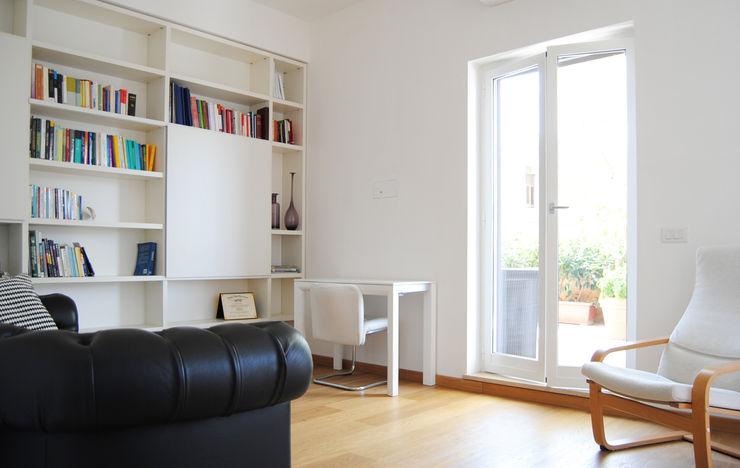 MAT architettura e design Modern living room