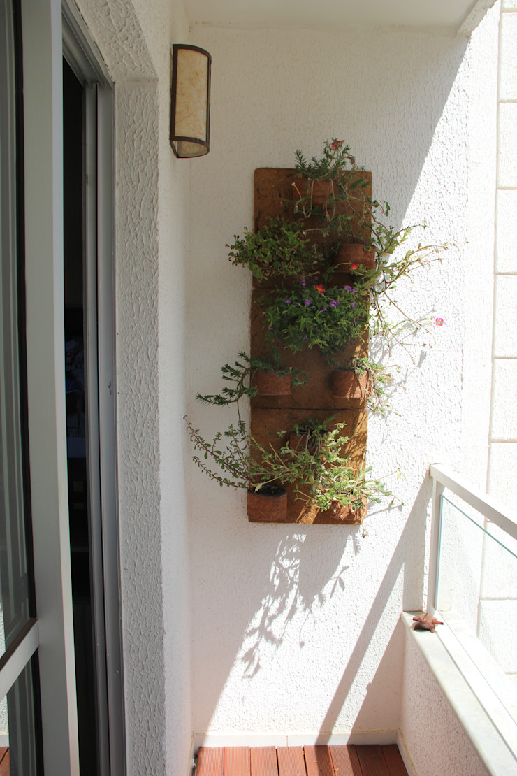 Residência Goiânia/GO Donakaza Varandas, alpendres e terraços modernos