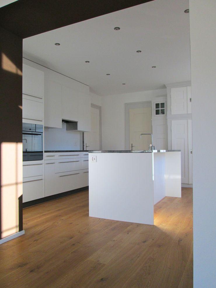Brauen & Partner Architektur GmbH Modern kitchen