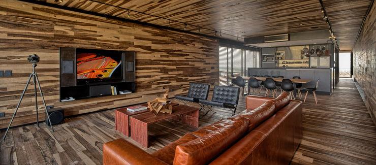 A4estudio Salas modernas