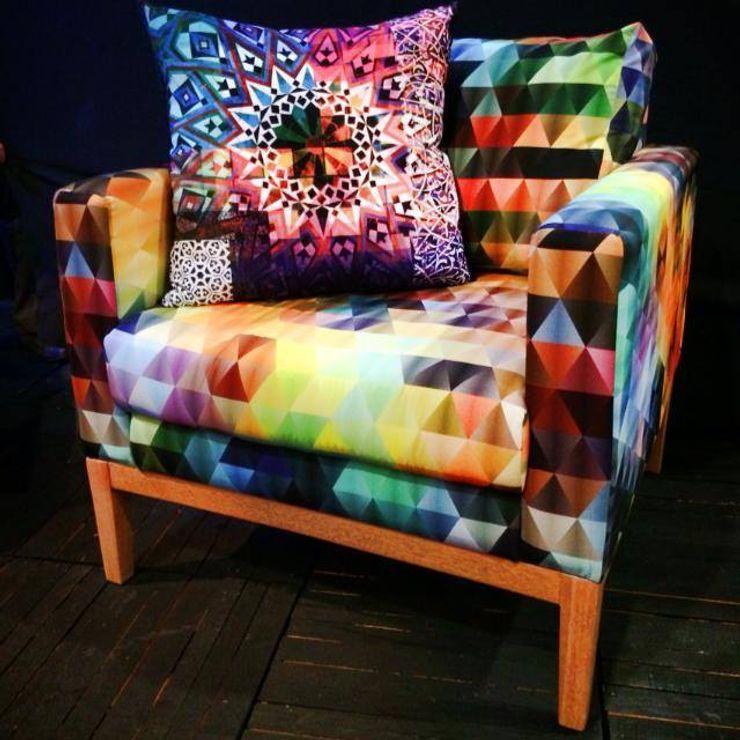 Sillon Multicolor 11:11 Arte Contemporaneo Estudios y despachos modernos