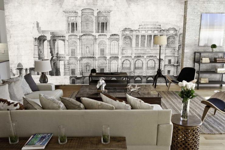 Creativespace Sartoria Murale Paredes y pisosPapel tapiz