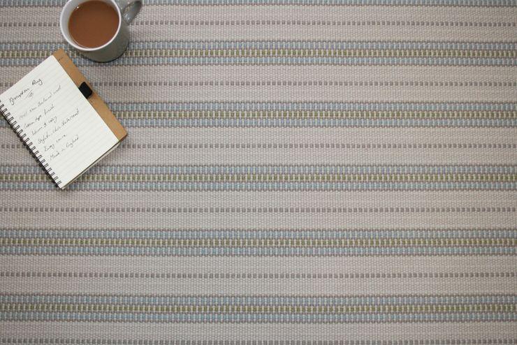 Brompton Rug Fleetwood Fox Ltd Walls & flooringCarpets & rugs Wool Grey