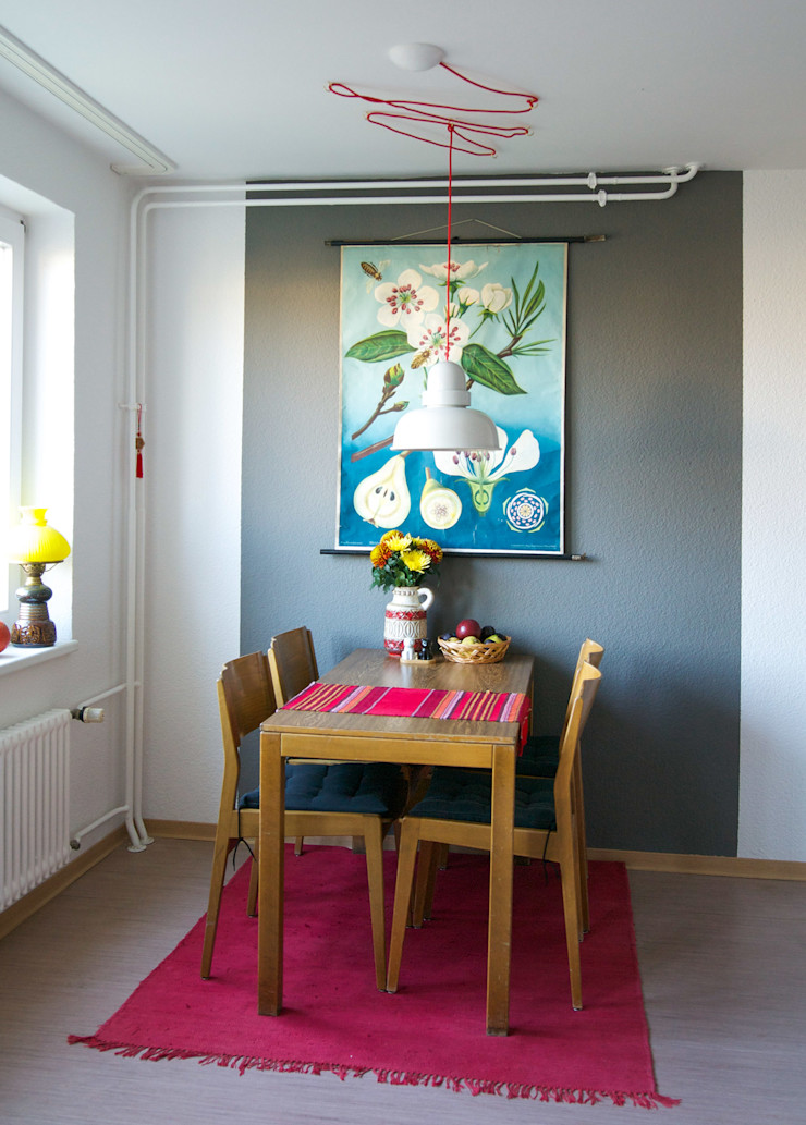 Mighty Vintage Eclectic style dining room