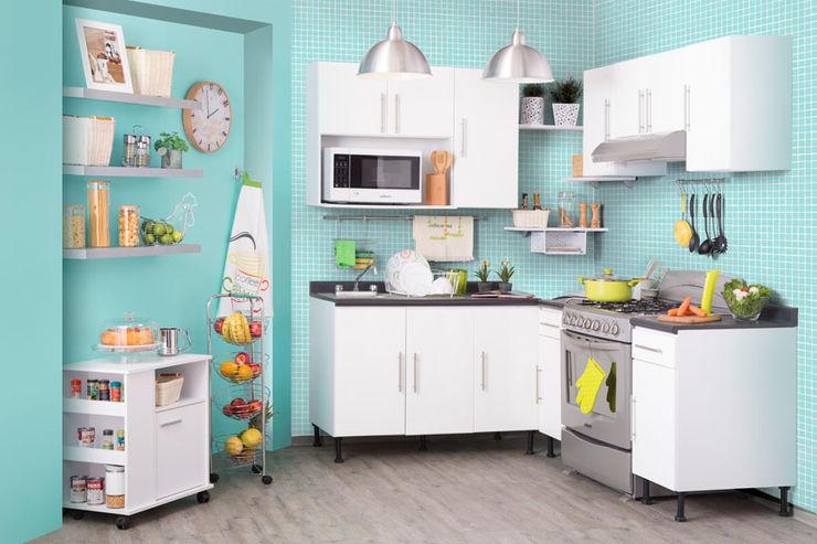 Idea Interior KitchenStorage White