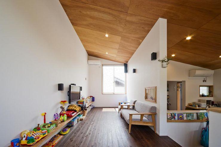 living キリコ設計事務所 Living room