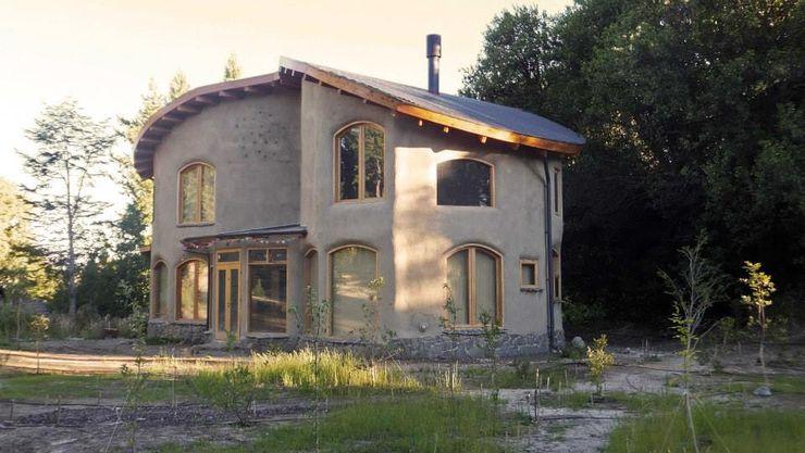 Ecohacer Bioarquitectura y Bioconstrucción Country style house