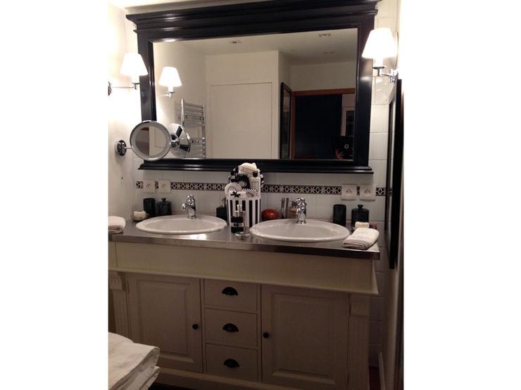 Appartement 62m2 Arnaud Bouvier Design Salle de bain classique