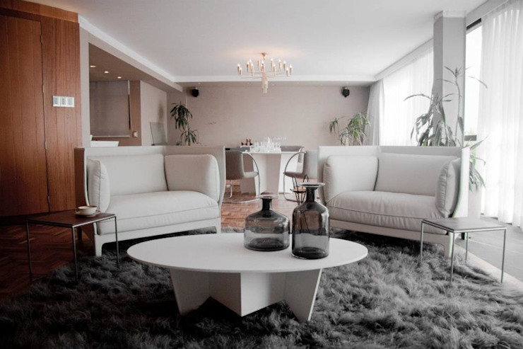 Elías Arquitectura Вітальня