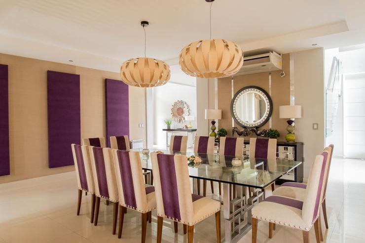 Saez Sanchez. Arquitectos Modern dining room