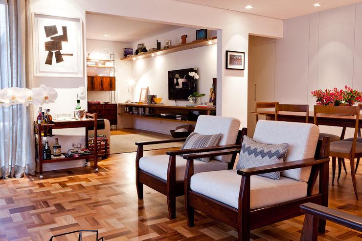 Ambienta Arquitetura Modern Oturma Odası