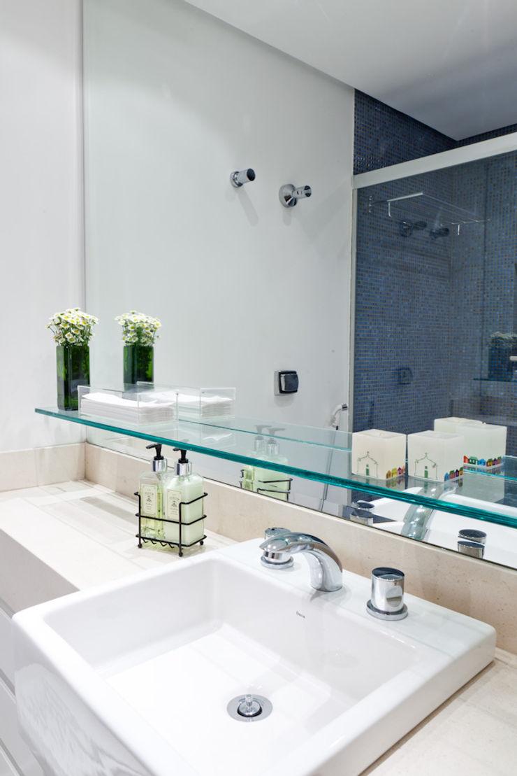Ambienta Arquitetura Modern Banyo