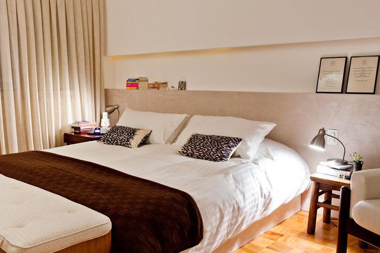 Ambienta Arquitetura Modern Yatak Odası