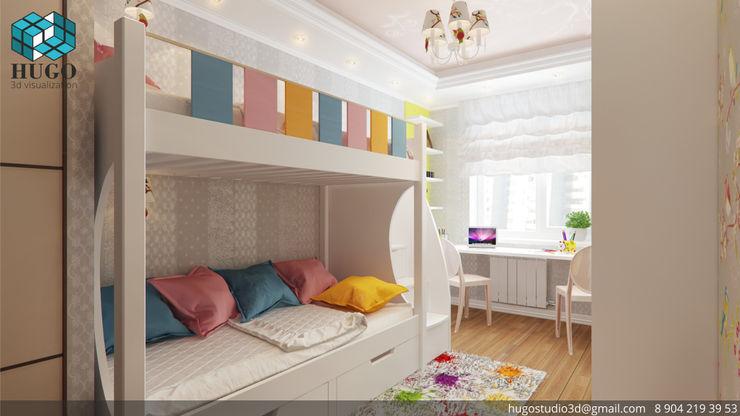 HUGO Minimalistische Kinderzimmer Mehrfarbig