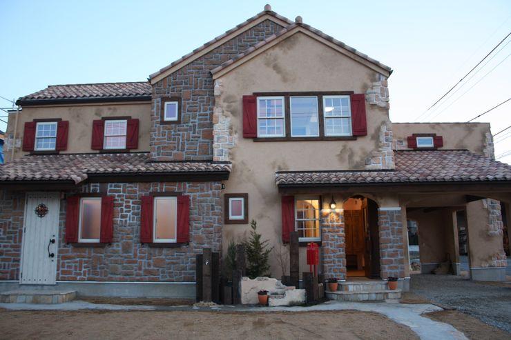 株式会社アートカフェ Mediterranean style house Red
