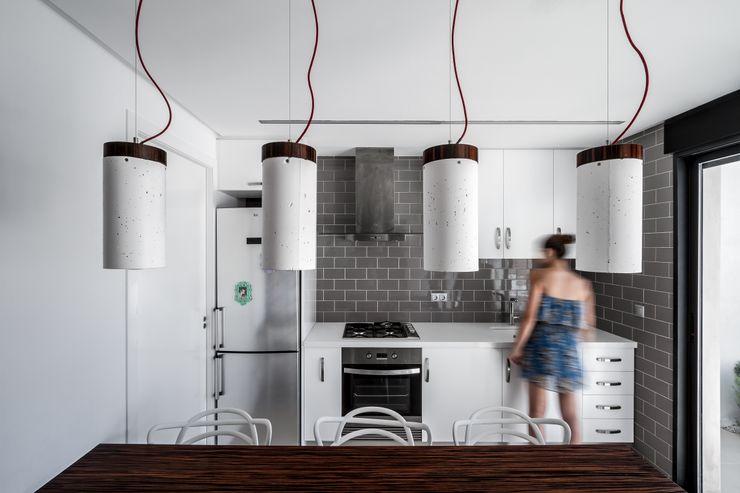 La casita del mar Selecta HOME Cocinas de estilo moderno