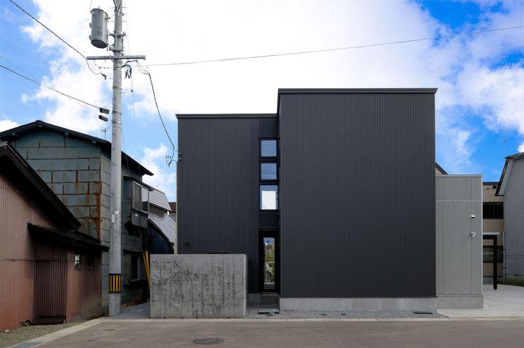新田の家 フクシアンドフクシ建築事務所 オリジナルな 家