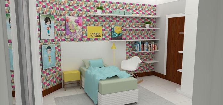 Arquiteto Virtual - Projetos On lIne Modern nursery/kids room