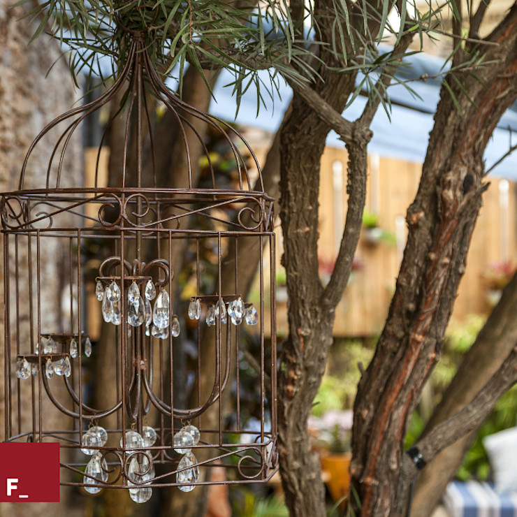 homify GartenAccessoires und Dekoration Kupfer/Bronze/Messing Holznachbildung