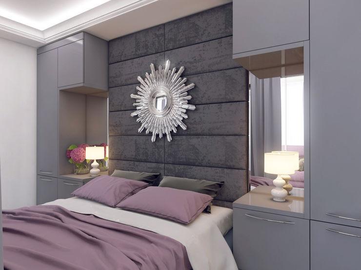 Volkovs studio غرفة نوم