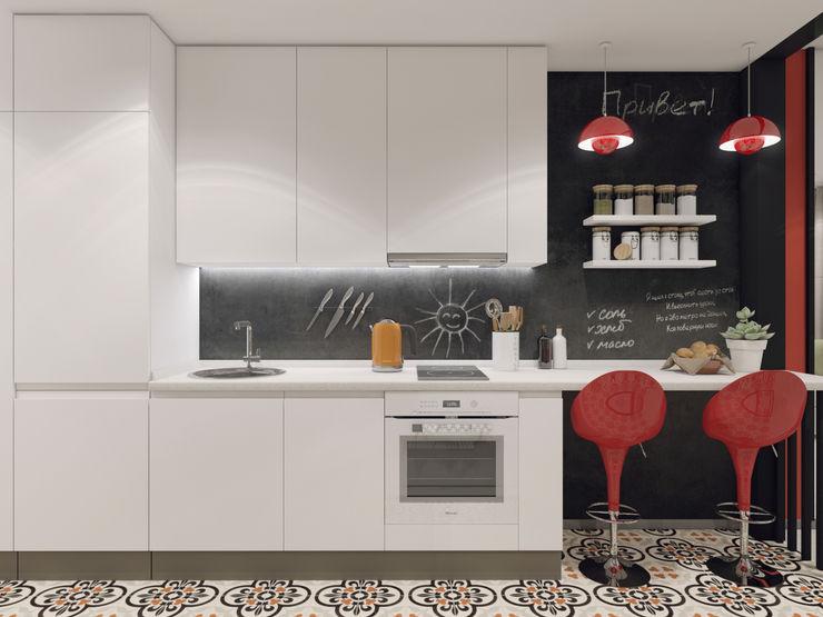 Volkovs studio Cocinas escandinavas