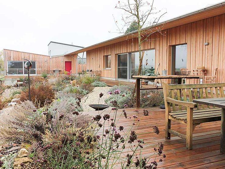 Kräftner Landschaftsarchitektur Country style gardens Wood