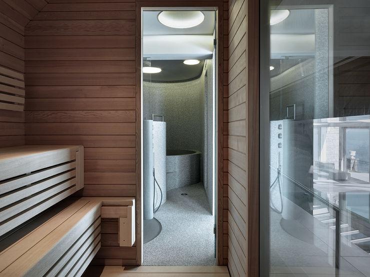 Villa T arkham project Spa moderna