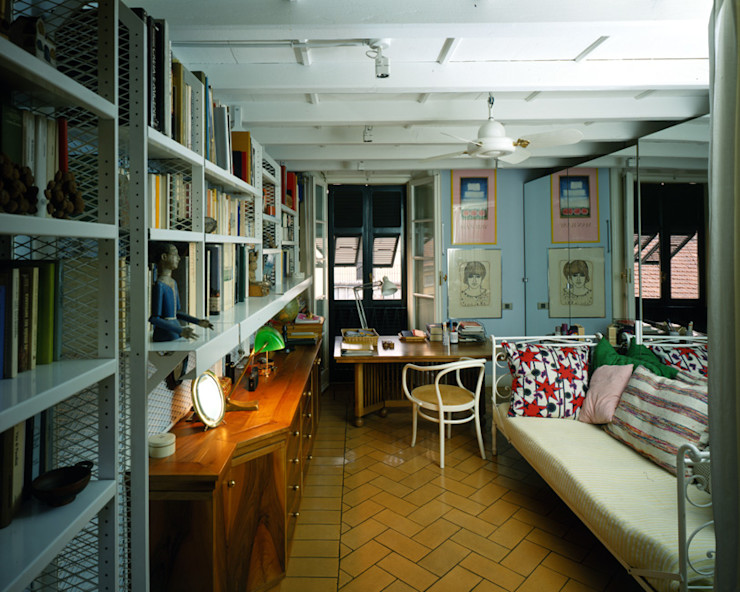 VITTORIO GARATTI ARCHITETTO Modern style study/office