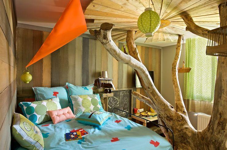 Chambres Frédéric TABARY Chambre d'enfantsAccessoires & décorations Bois Multicolore
