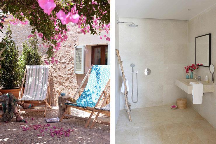 HOTEL CAL REIET – GUEST HOUSES Bloomint design Balcones y terrazas mediterráneos