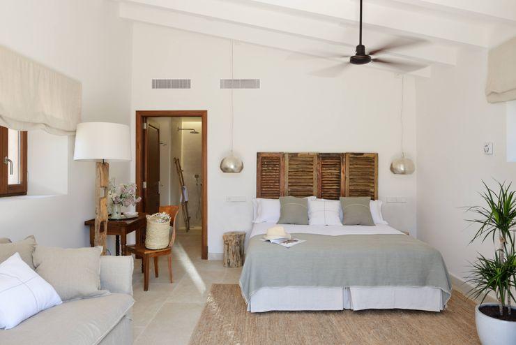 HOTEL CAL REIET – GUEST HOUSES Bloomint design Mediterranean style bedroom