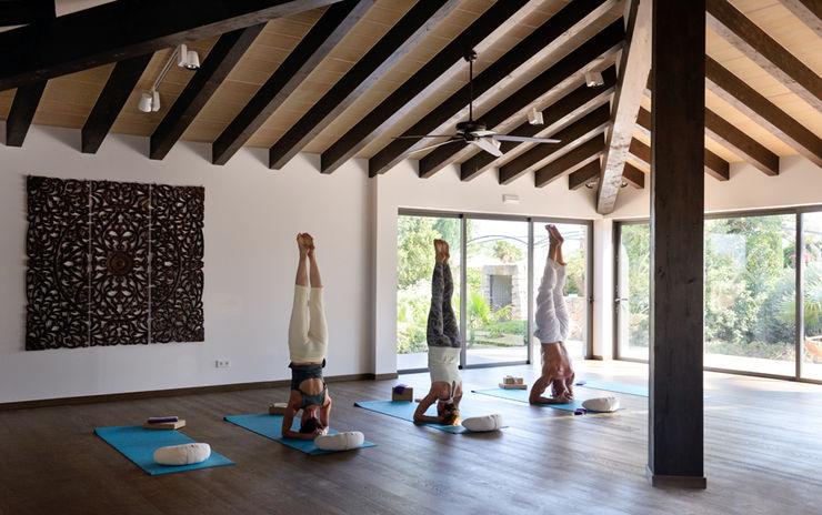 HOTEL CAL REIET – GUEST HOUSES Bloomint design Gimnasios domésticos mediterráneos