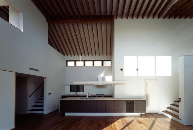 向山建築設計事務所 Cucina moderna
