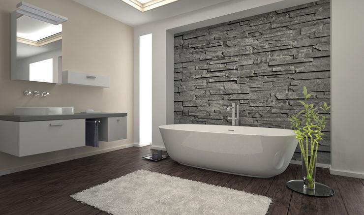 PietraNova srl Moderne Badezimmer