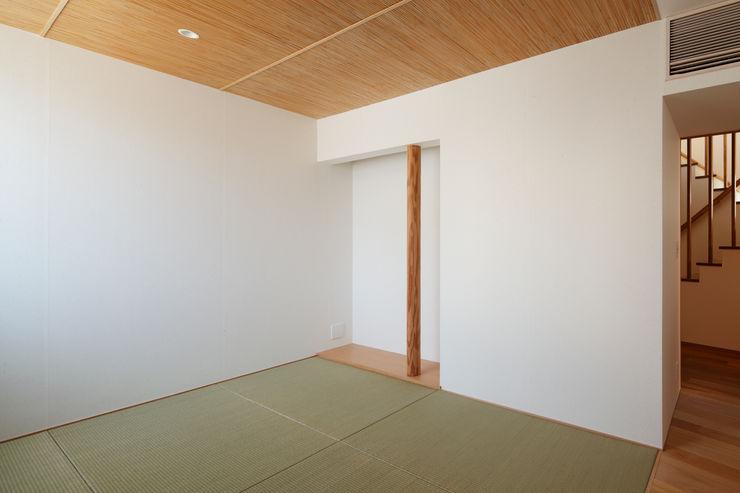向山建築設計事務所 Modern media room