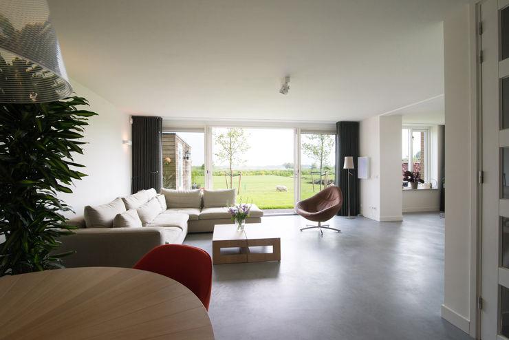 Egbert Duijn architect+ Modern living room