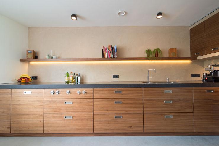 Egbert Duijn architect+ Modern kitchen