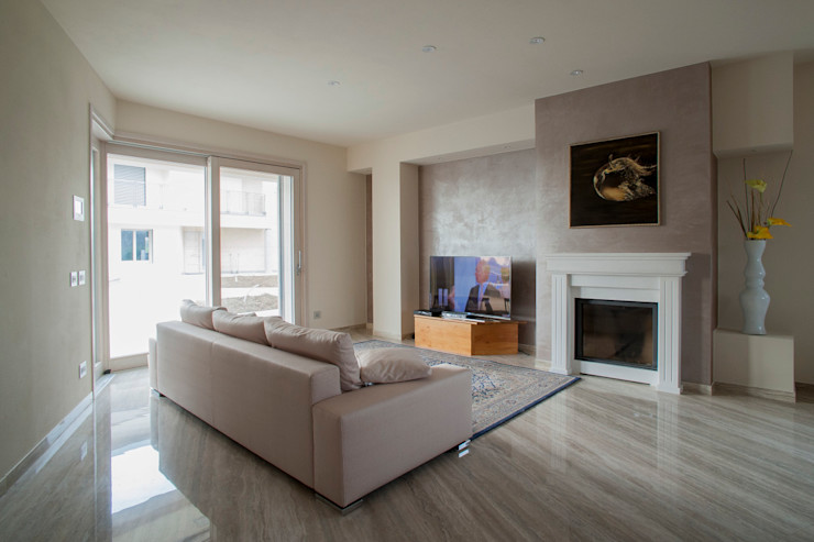 Paolo Cavazzoli Modern living room