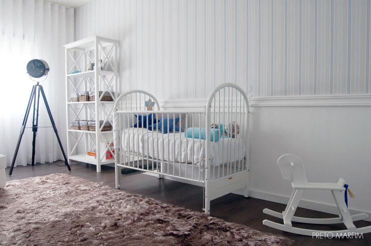 Preto Marfim Chambre d'enfant moderne