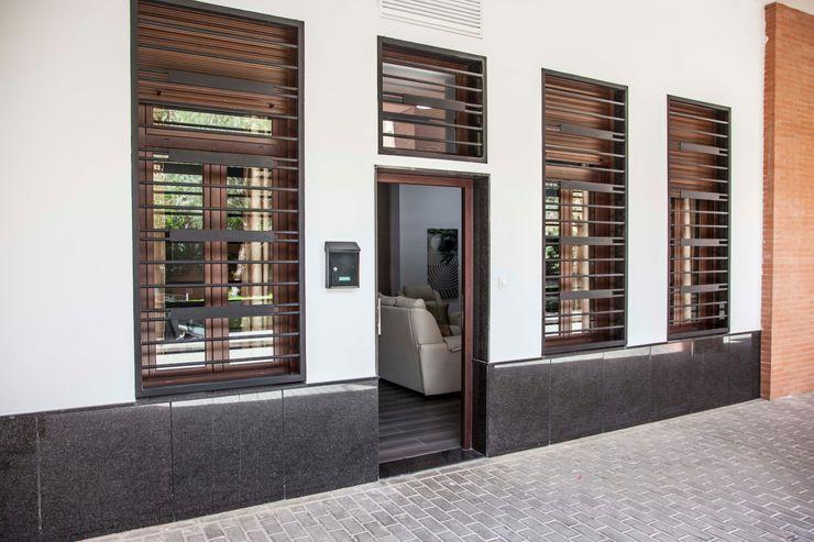 Mohedano Estudio de Arquitectura S.L.P. 모던스타일 주택